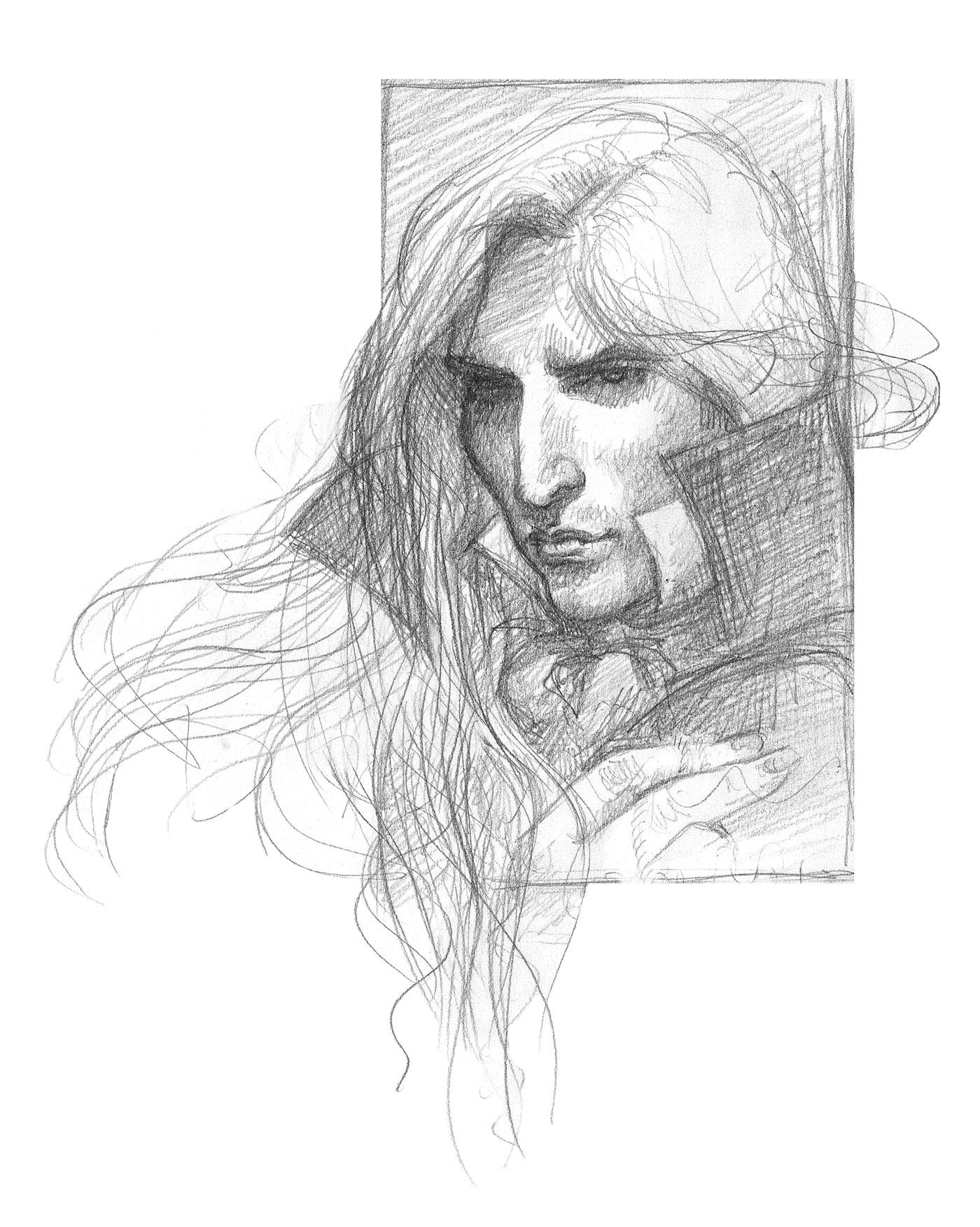 Dracula (Sketch)