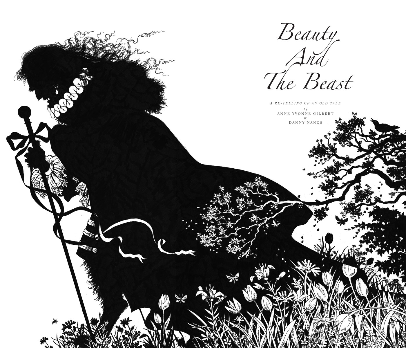 Beauty & the Beast  (Title Page)
