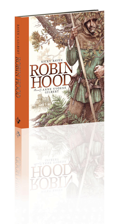 Robin Hood (Cover)