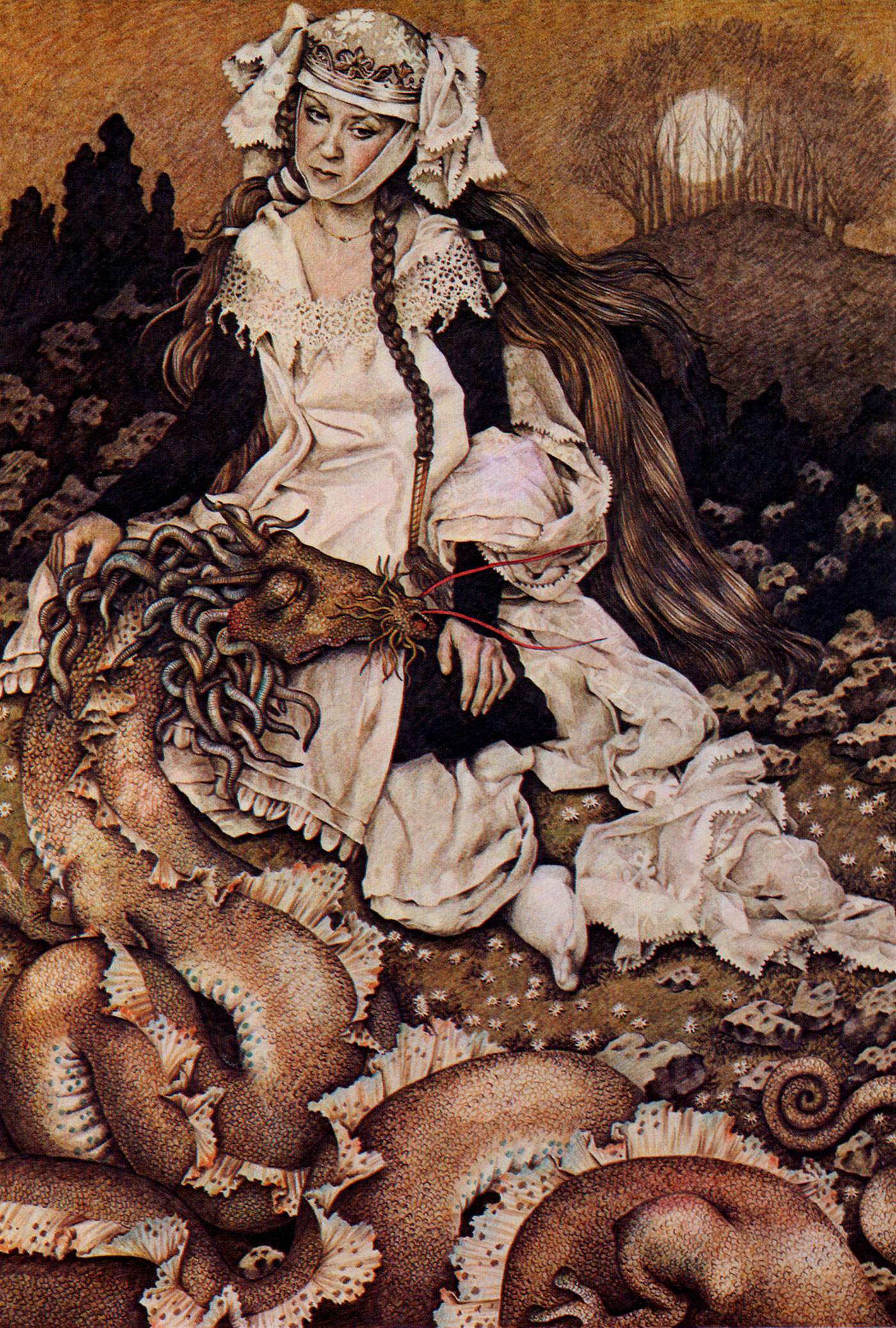 Abbey Lubbers, Banshees and Boggarts (Lady and Dragon)