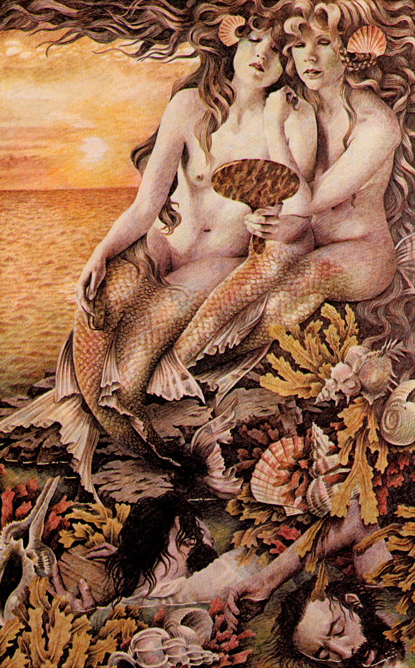 Abbey Lubbers, Banshees and Boggarts (Mermaids)