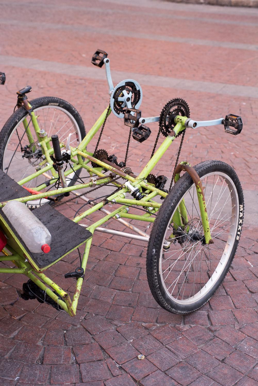 Traveler's Bicycle