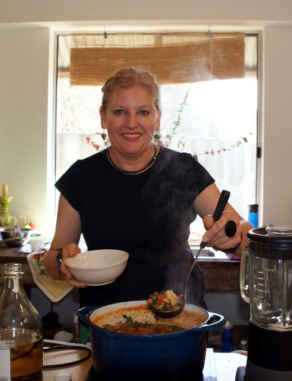 Moroccan Harria Soup Recipe Health Kitchen
