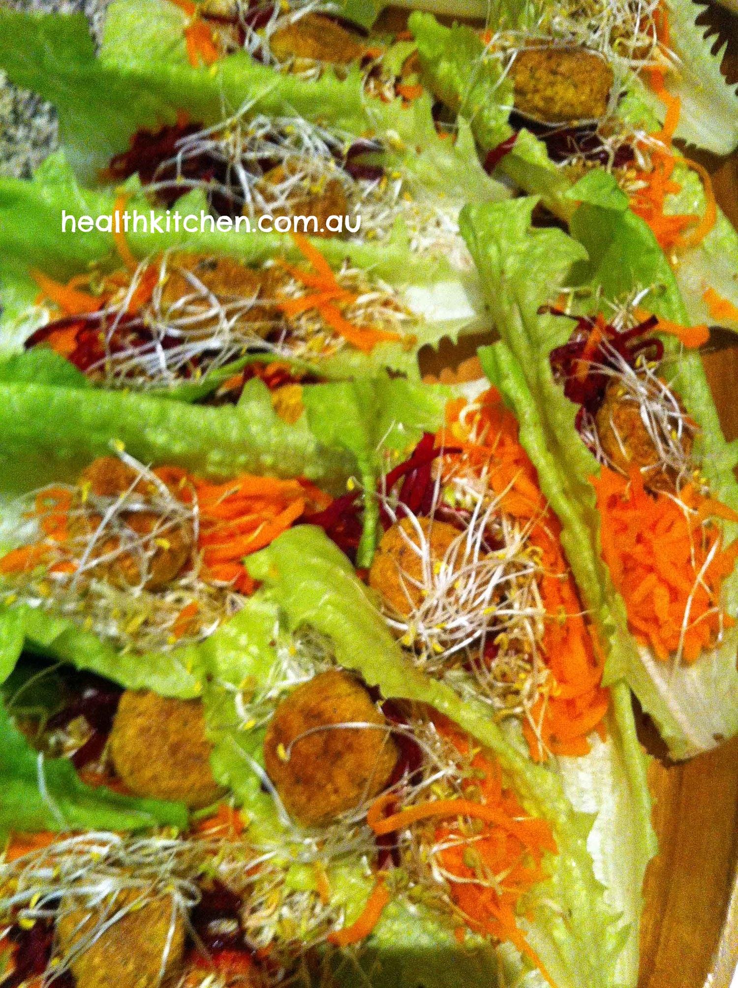 Tasty Finger Food Spicy Tofu balls recipe Health kitchen
