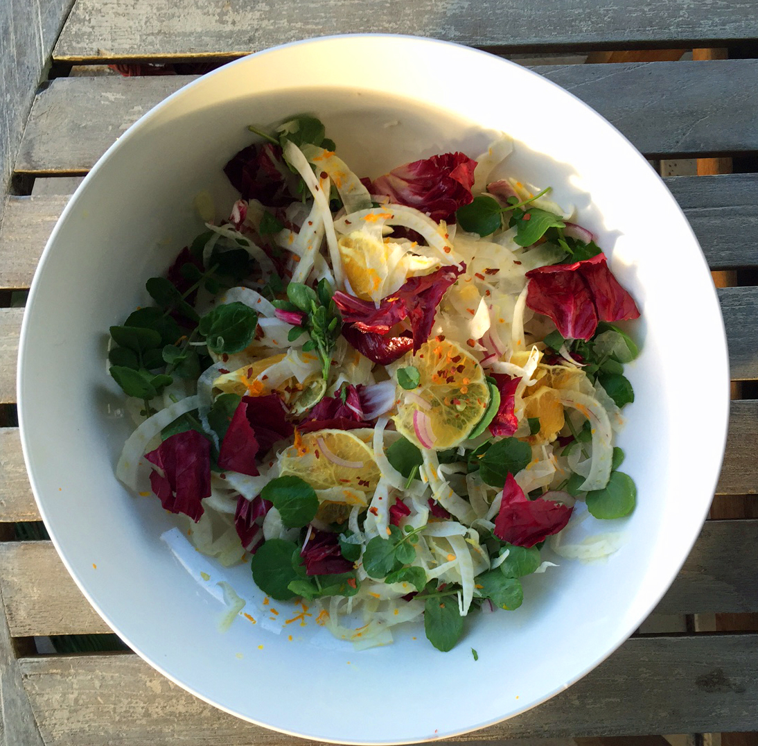 A delightful Salad Recipe by Health Kitchen
