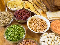 prebiotics are plant fibres to feed your beneficial gut bacteria