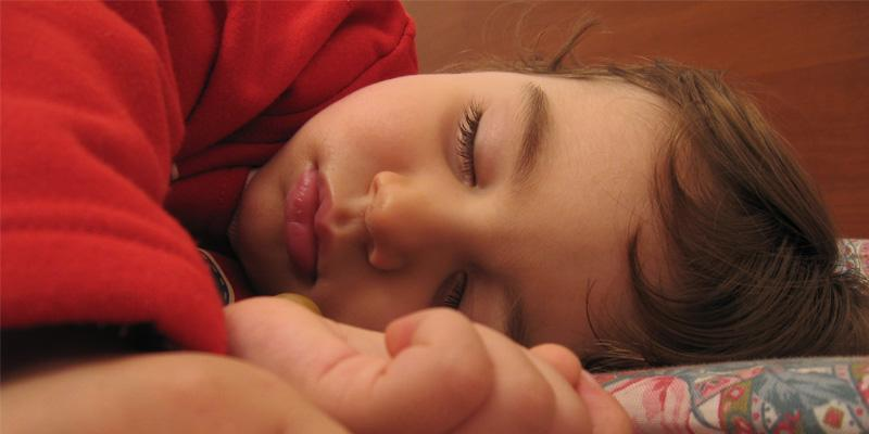 Magnesium Can Help Children Sleep, clam and rested