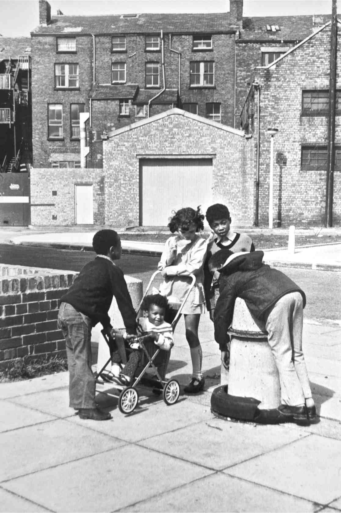 Young child minders