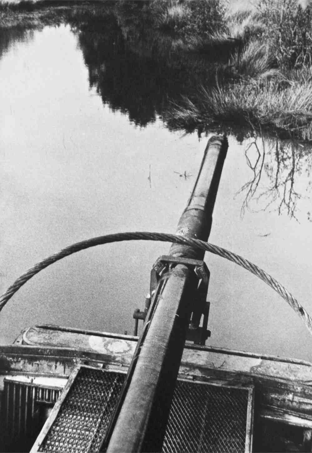 Chieftain MBT Gun Barrel 2