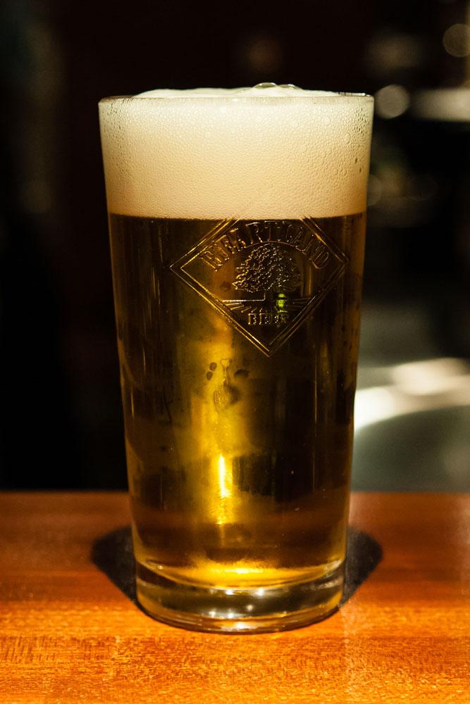 キリン ハートランド   Japanese Lager    5.0% ABV   On Tap