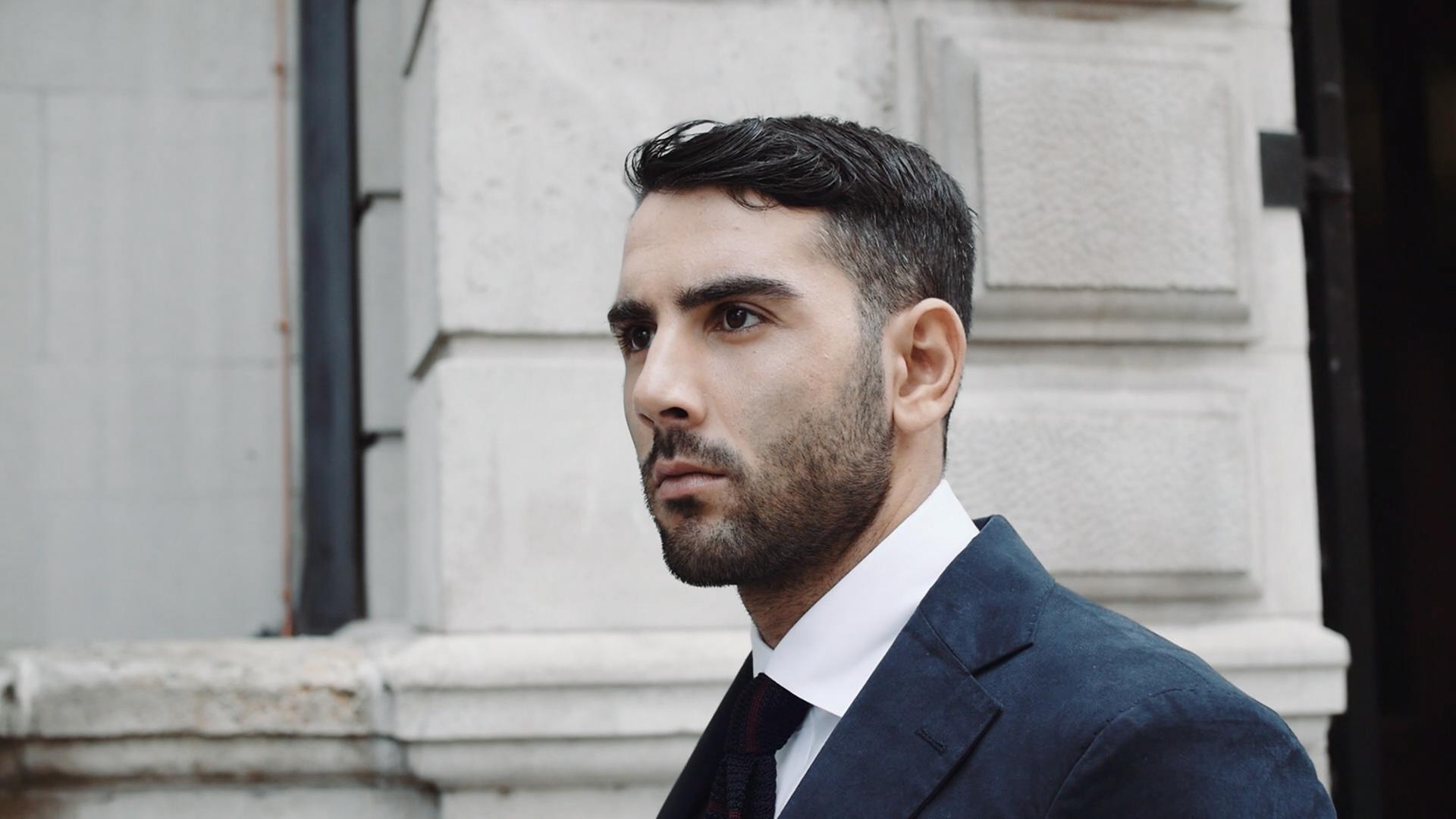 Model | Giuseppe Faro