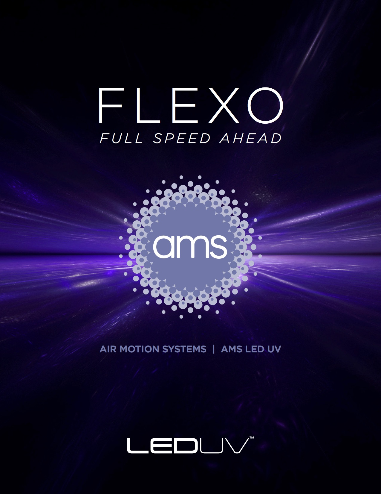AMS FLEXO Series LED UV Product Brochure