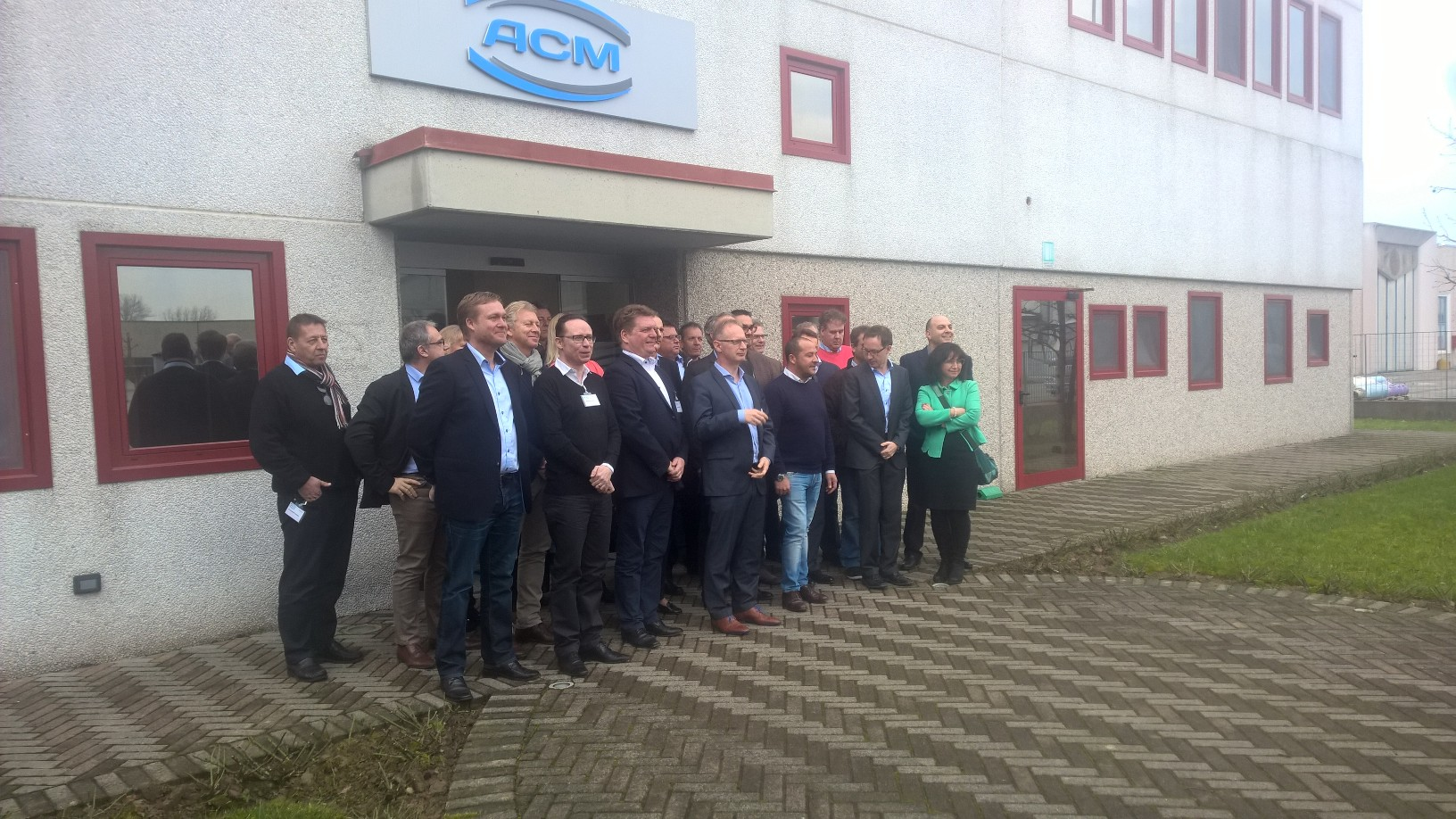 ACM Plastics, located just outside of Milan, Italy,is one of Europe's fastest-growing and leading producers of flexible film packaging for food and other industries.