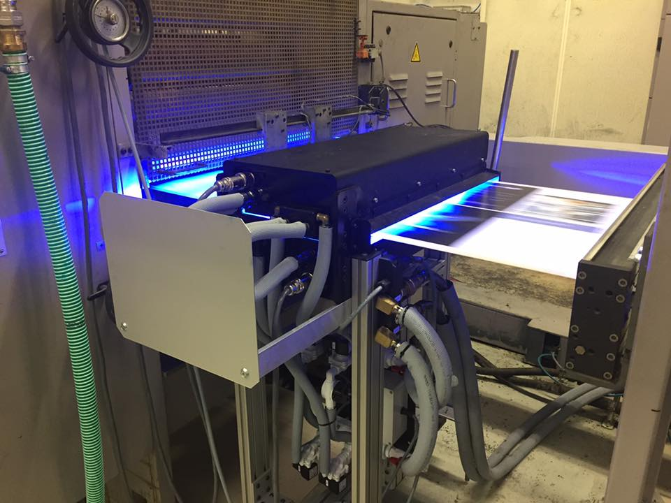 LED-UV_curing_system_on_MAN_Octoman_web_press_Kyburz_AMS_Spectral_UV