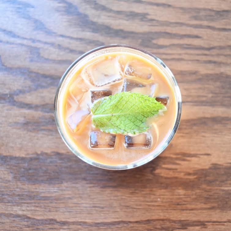 "Pictured: The ""Espresso Julep"" from  Craftwork Coffee"