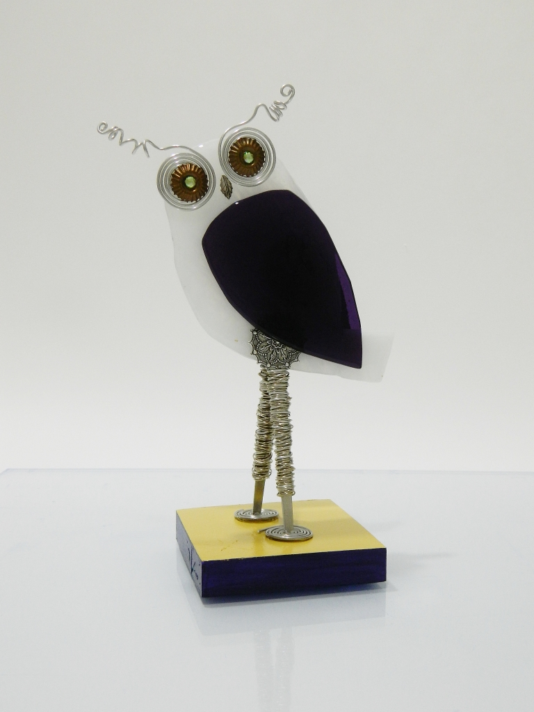 SOLD $310.00  Snowy Owl