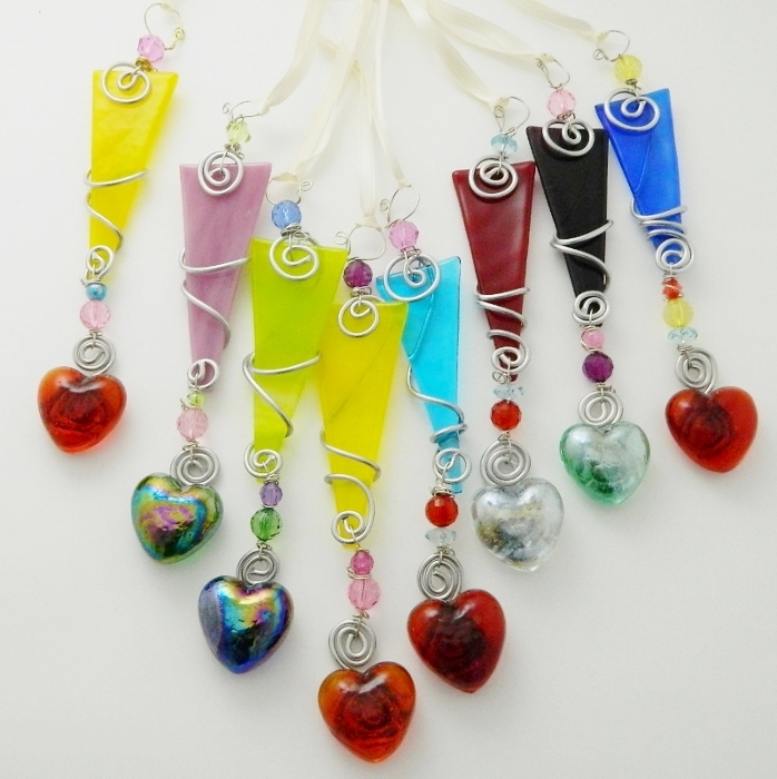 Heart On A String ornaments