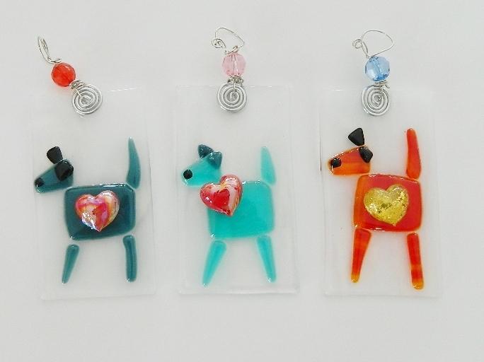 Dog Ornaments $18 each