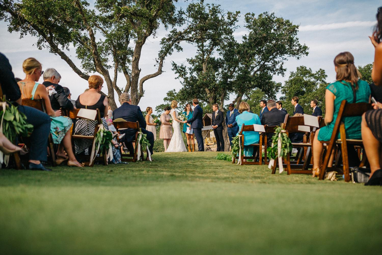 Boot Ranch Fredericksburg Texas wedding