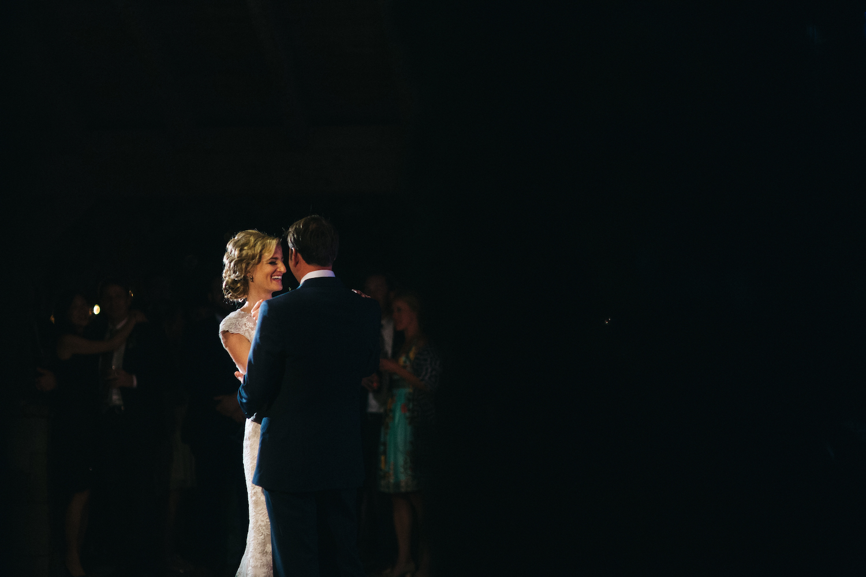 Boot Ranch Fredericksburg Texas wedding first dance