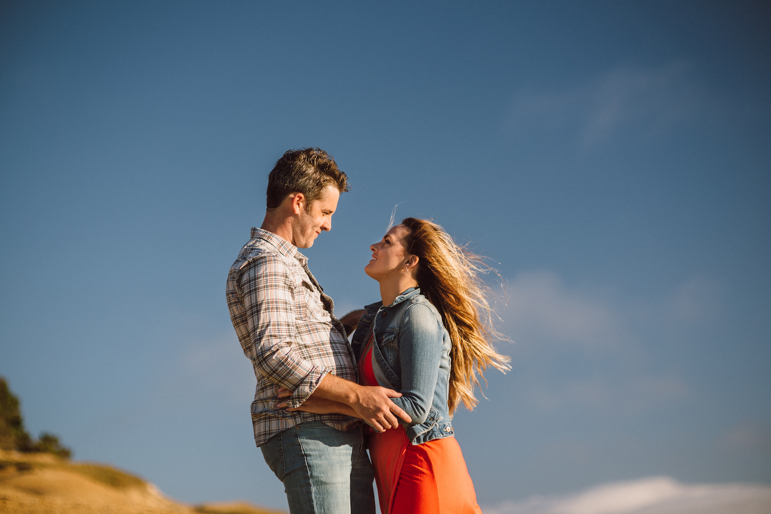 Cape Kiwanda, Pacific City, Oregon Coast Engagement Photographer