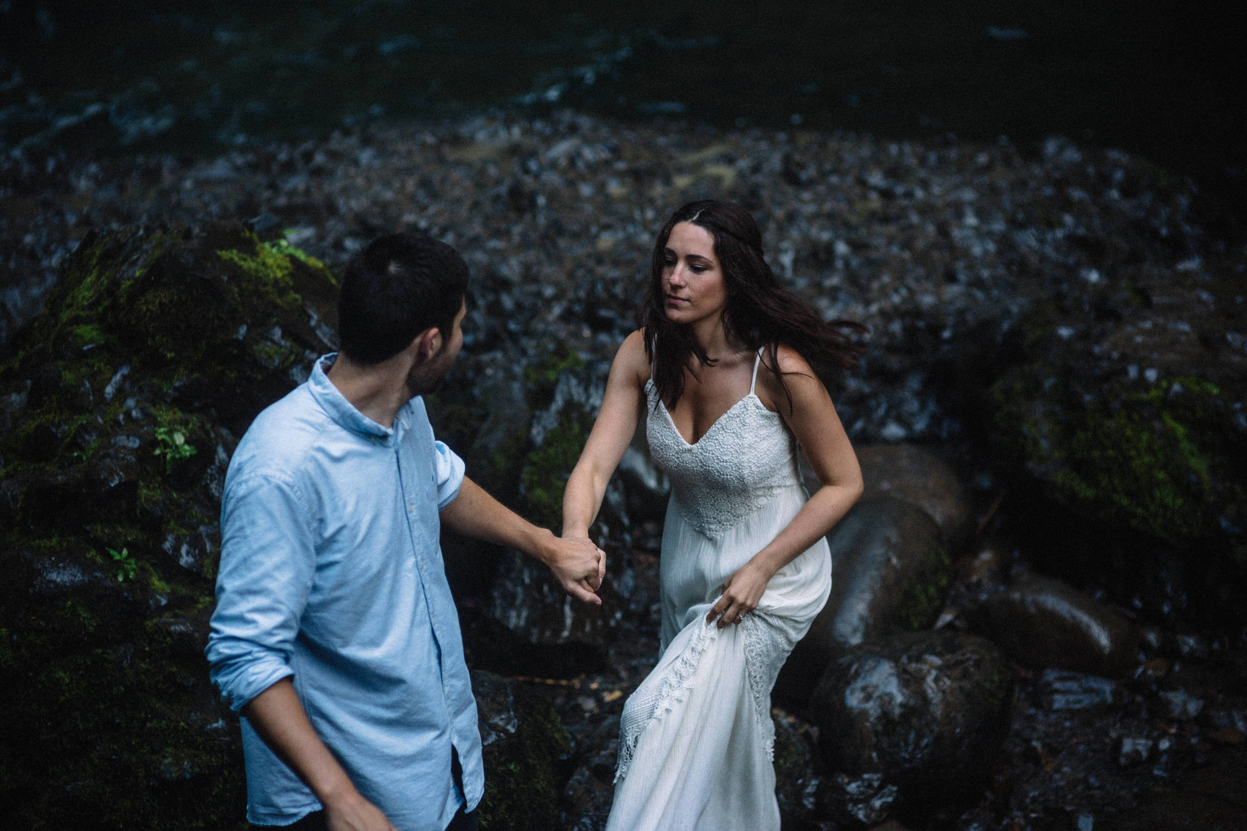 Wahclella falls portland oregon engagement photographer018.JPG