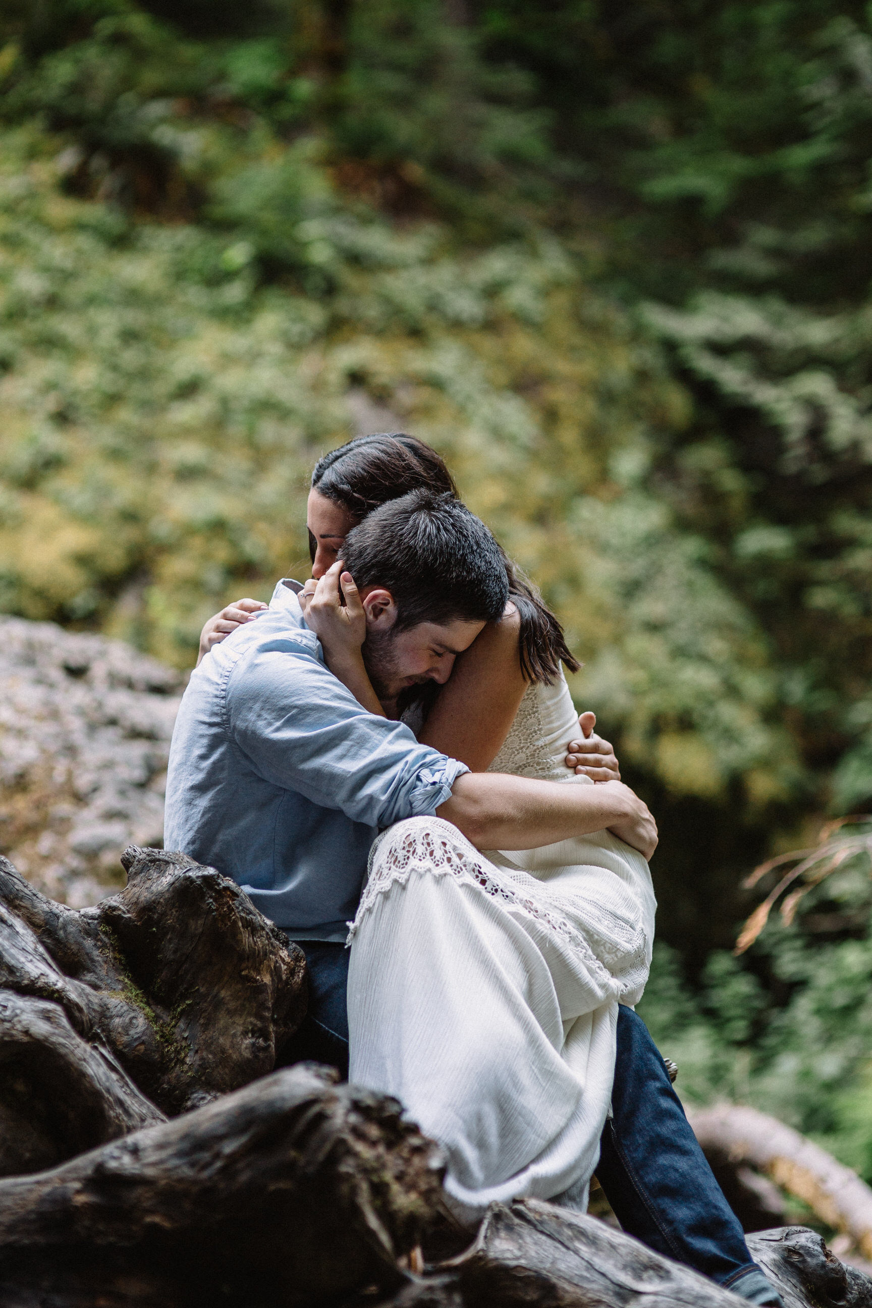 Wahclella falls portland oregon engagement photographer026.JPG
