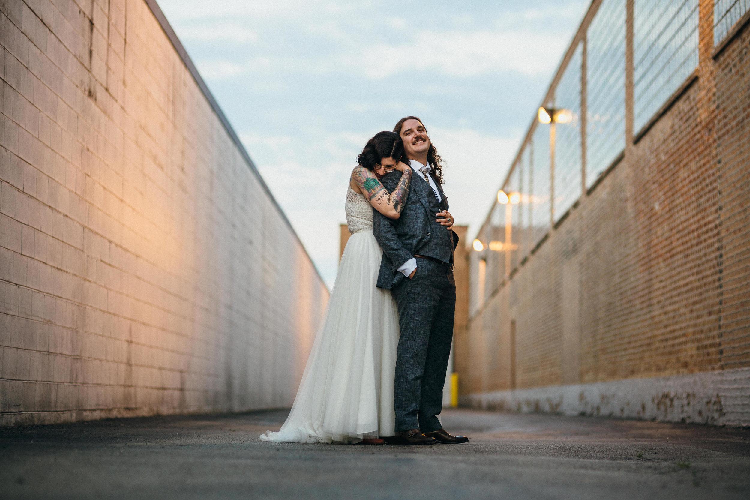 Michelle & Michael  Wedding- Chicago, Illinois