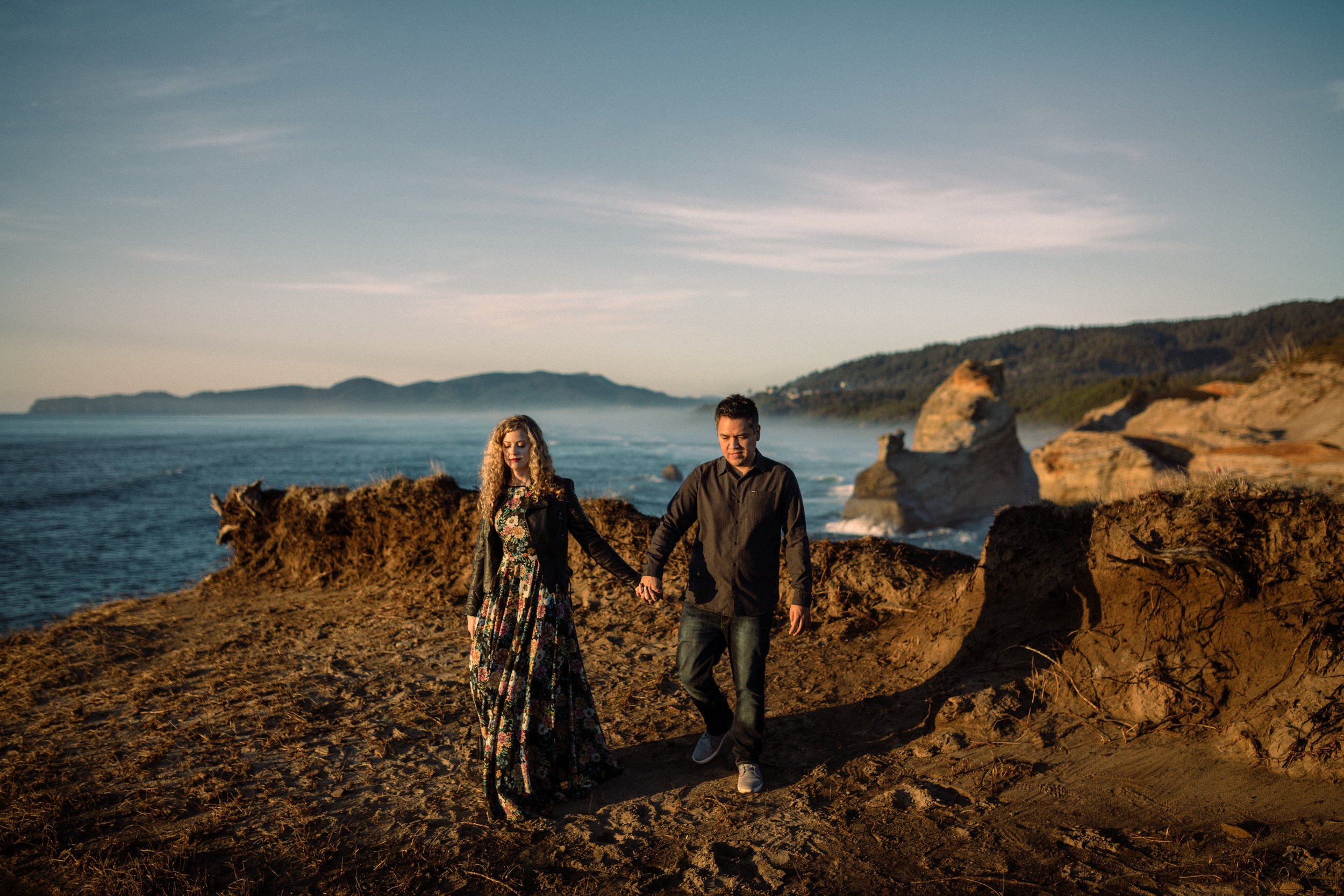 Cape Kiwanda Pacific City engagement photography058.JPG