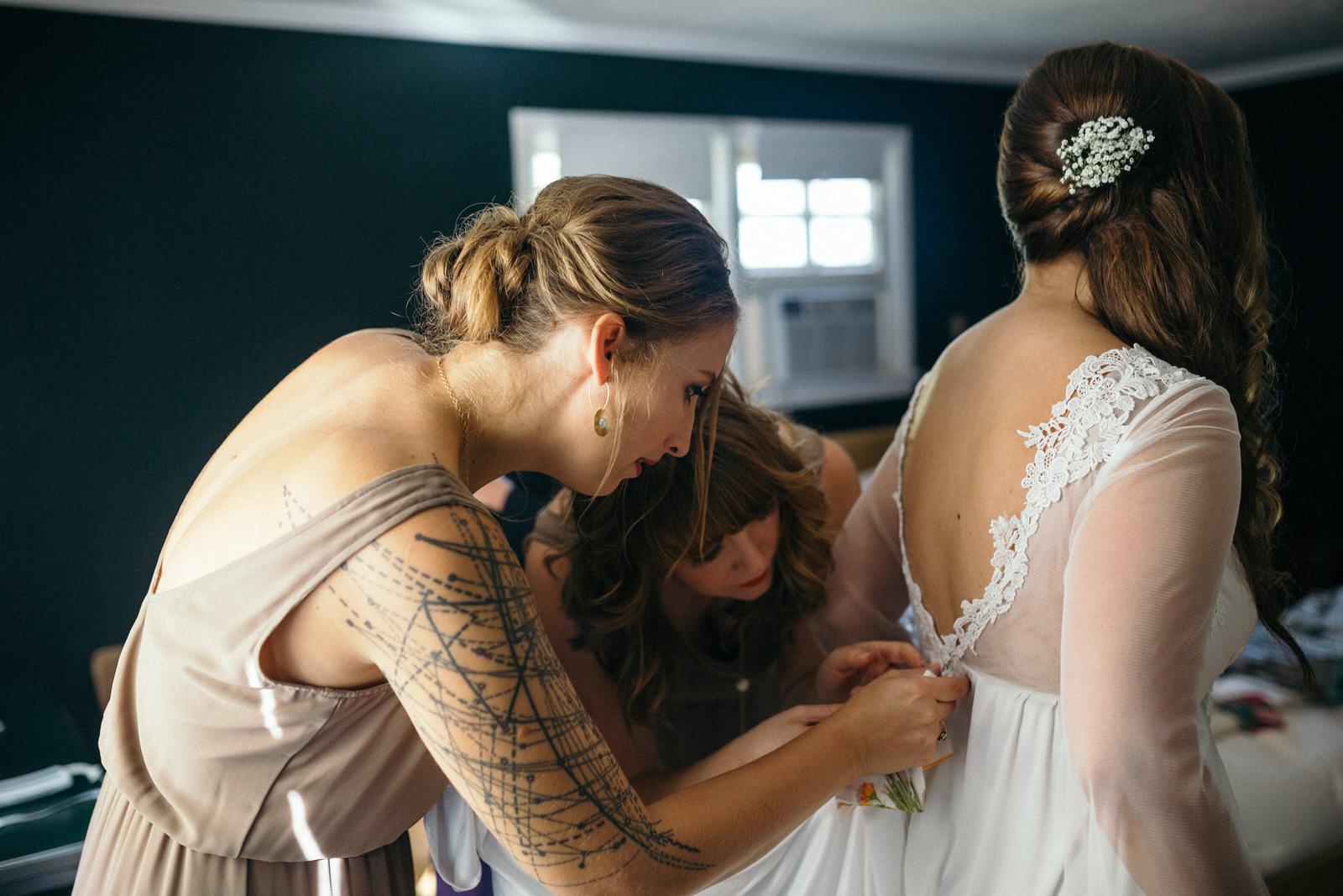 Portland Oregon wedding photographer The Colony079.JPG