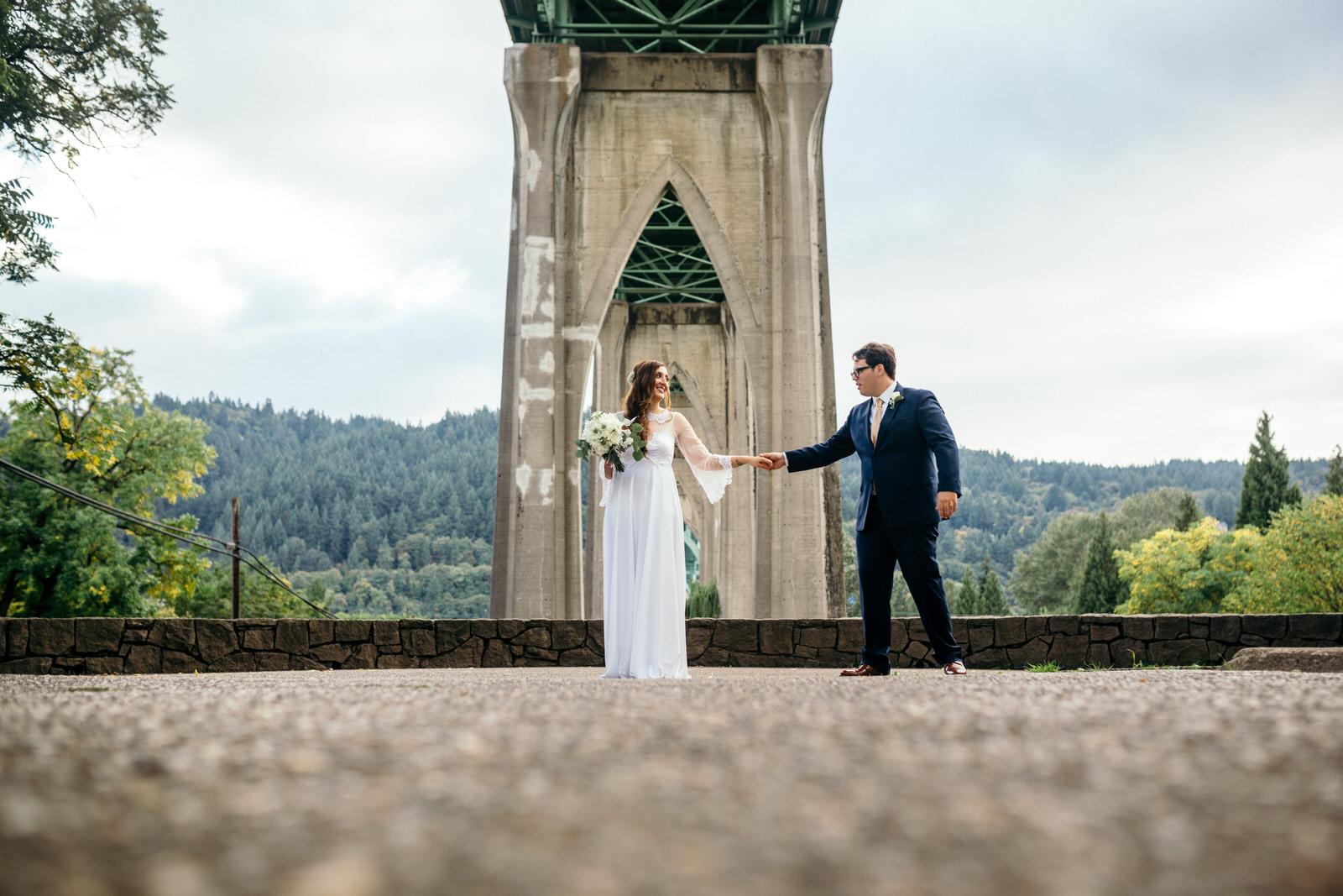 Portland Oregon wedding photographer The Colony138.JPG