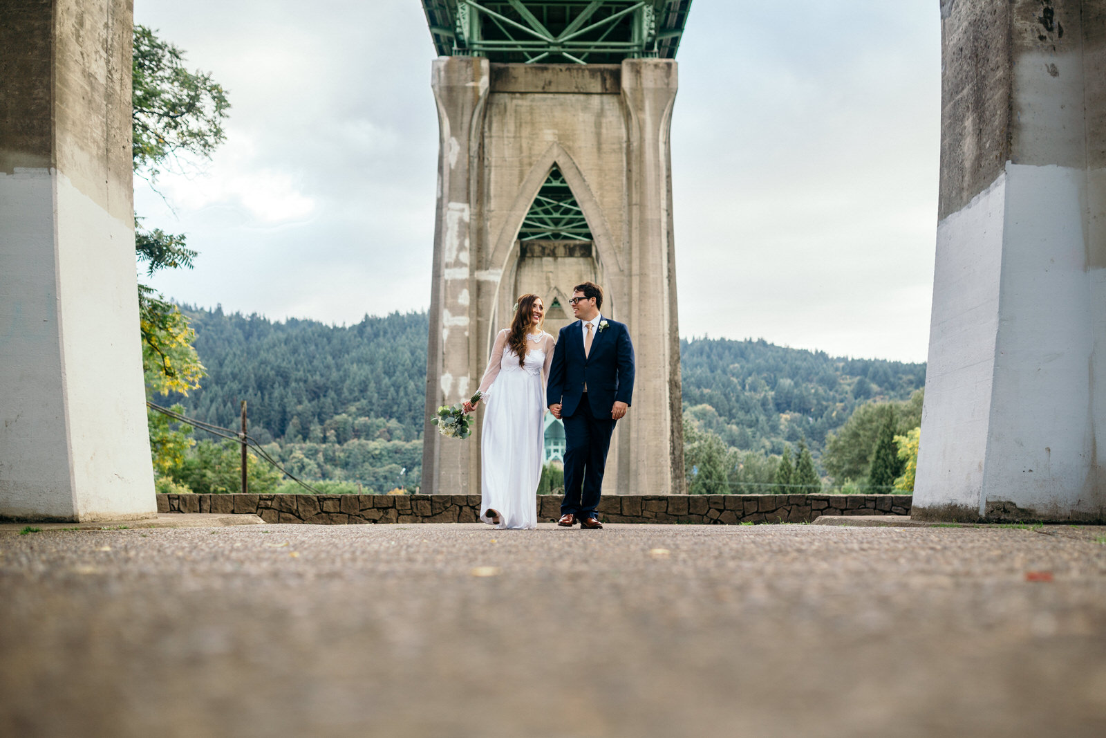Portland Oregon wedding photographer The Colony139.JPG