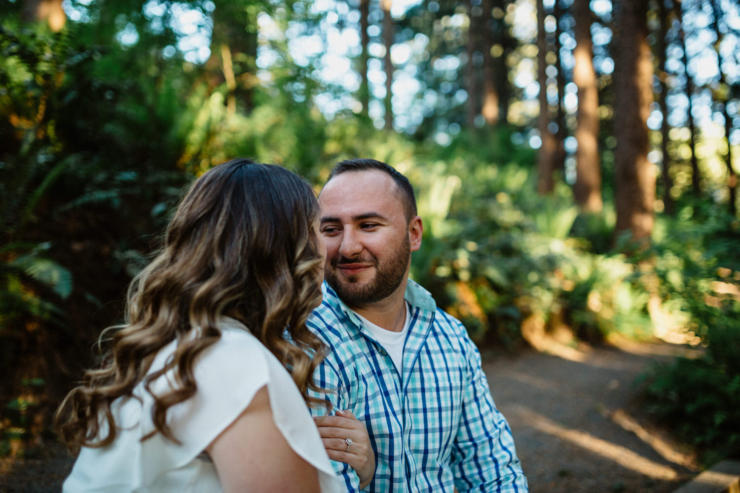 Hoyt Arboretum Engagement session photography Portland oregon 0002.JPG