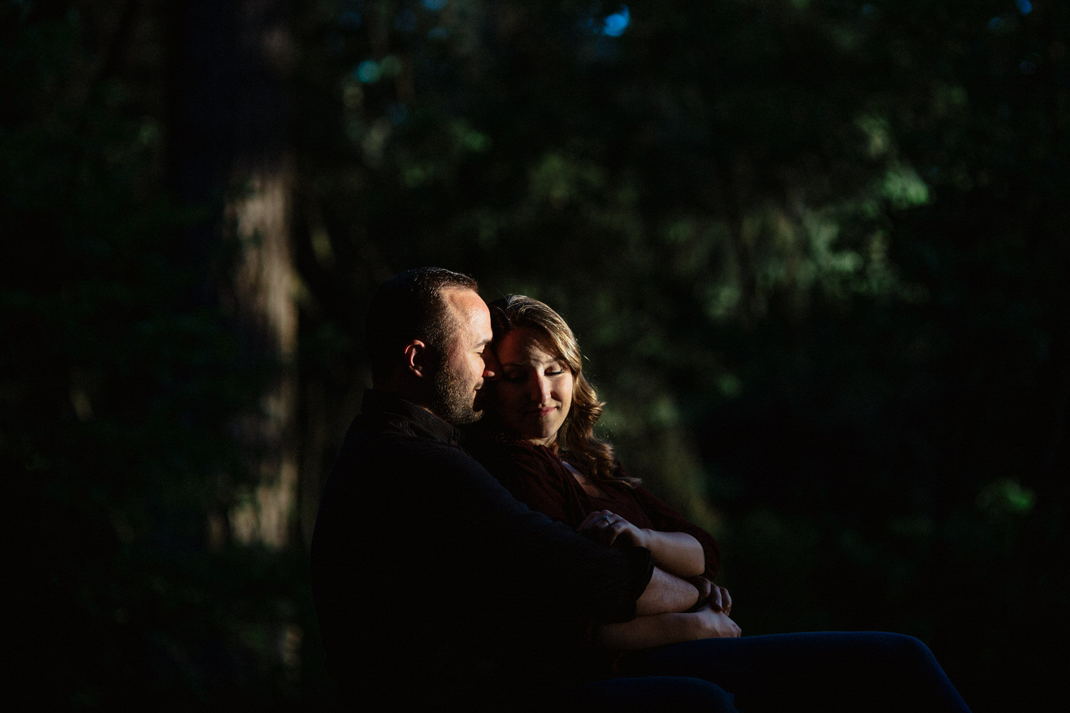 Hoyt Arboretum Engagement session photography Portland oregon 0016.JPG