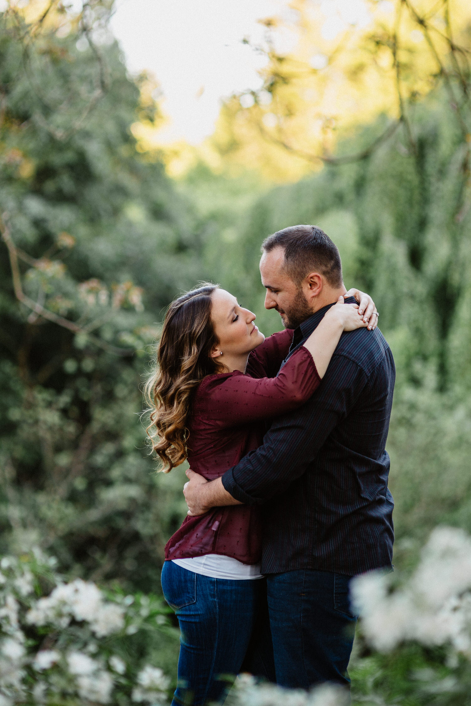Hoyt Arboretum Engagement session photography Portland oregon 0.jpg