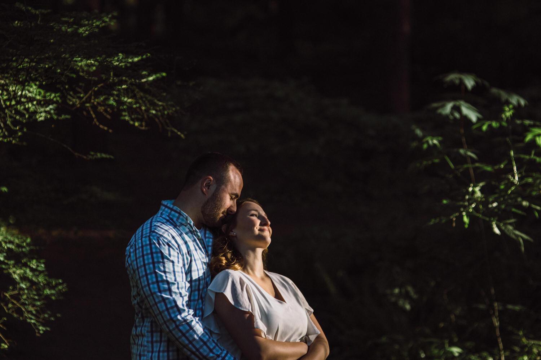 Hoyt Arboretum engagement.jpg