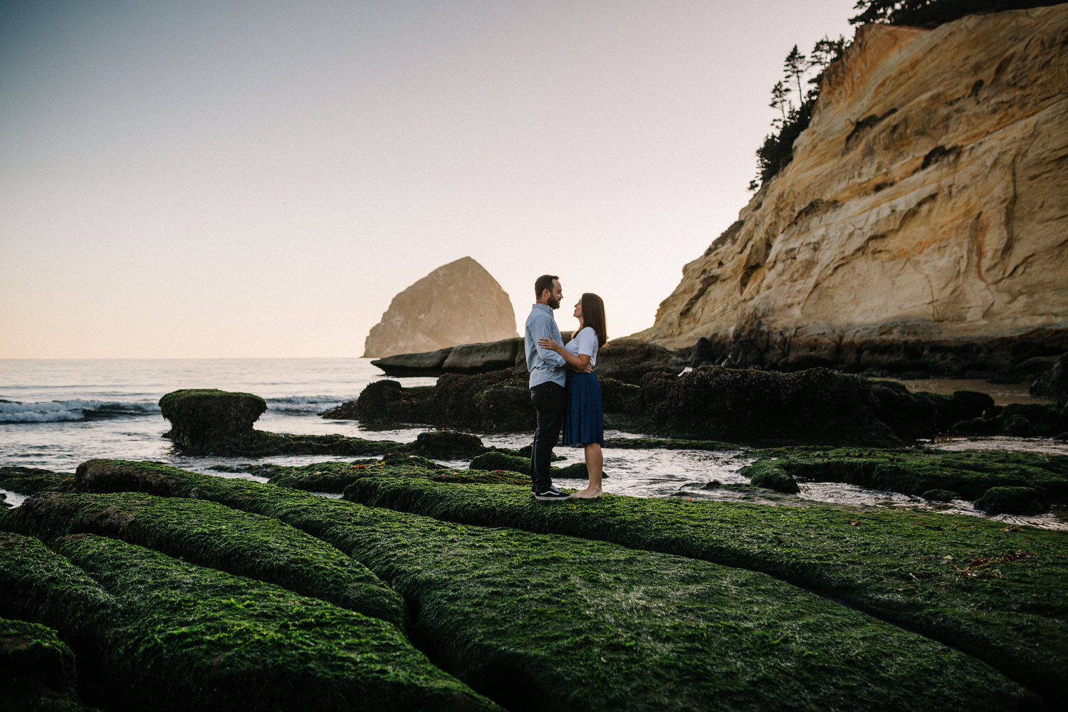 Cape Kiwanda Pacific City Oregon coast engagement001.JPG