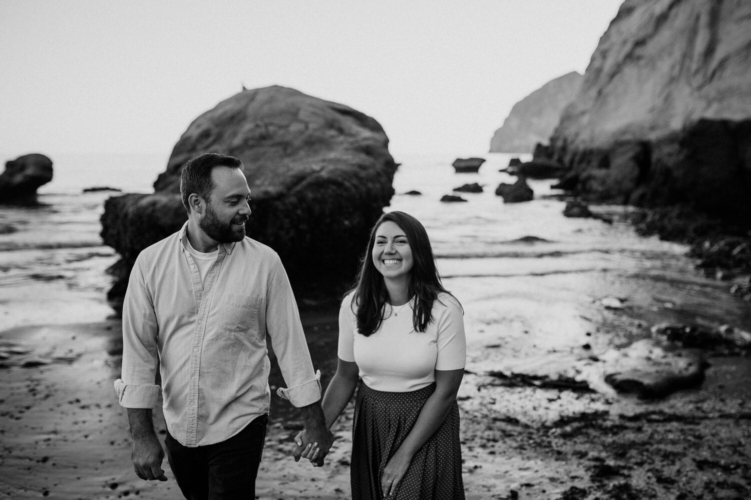 Cape Kiwanda Pacific City Oregon coast engagement014.JPG