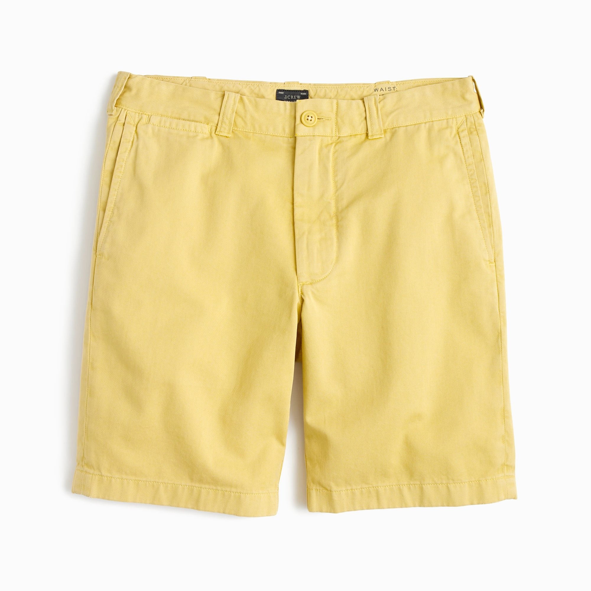 Look your best in these cheeful shorts while grilling up those burgers and dogs at your next BBQ.  - J. Crew 9