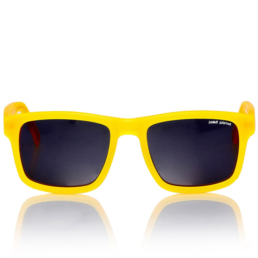 Be sure to shade their eyes from the sun with these ultra cool sunglasses.  - Zoobug Yellow Square Sunglasses childrensalon.com                                                      $78