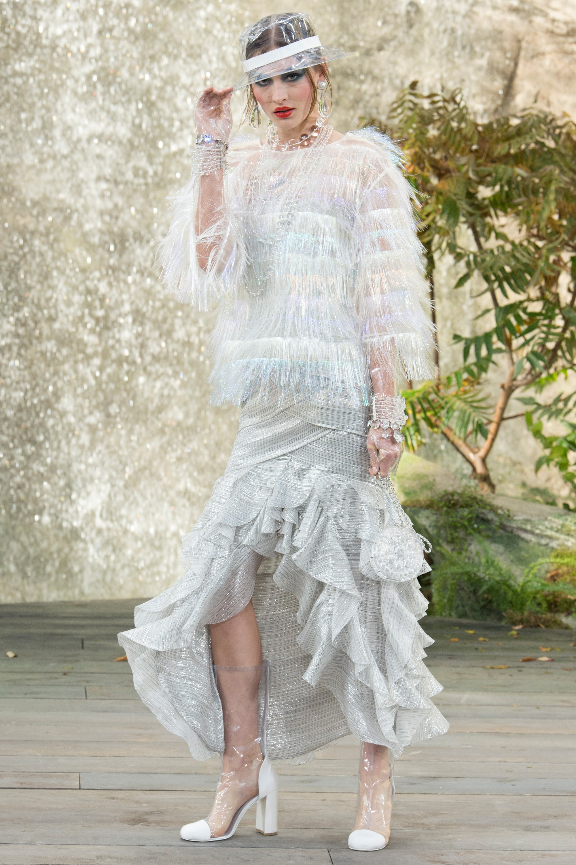 Chanel- Cascading Waterfalls