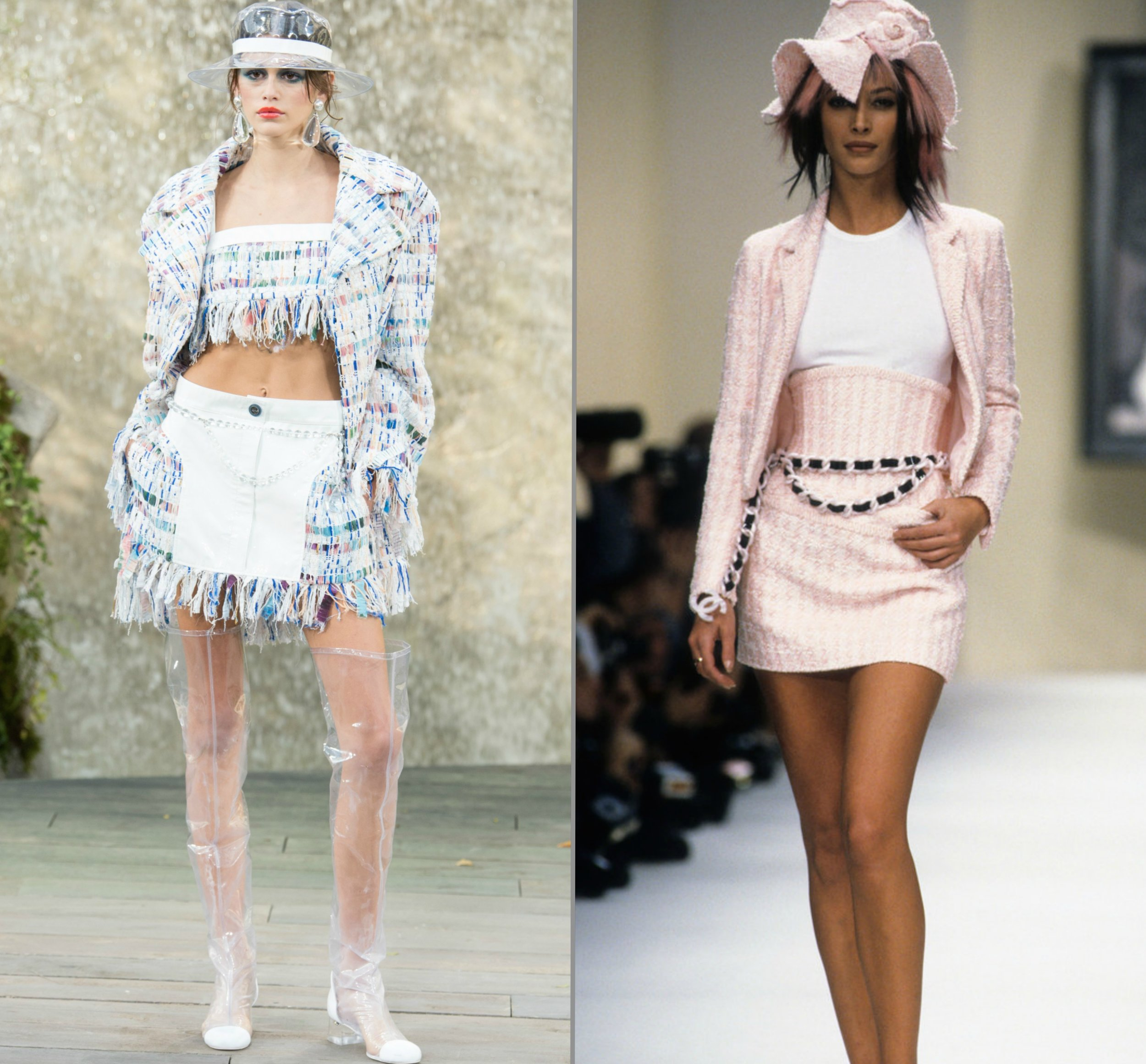 Chanel SS18 | Chanel SS94