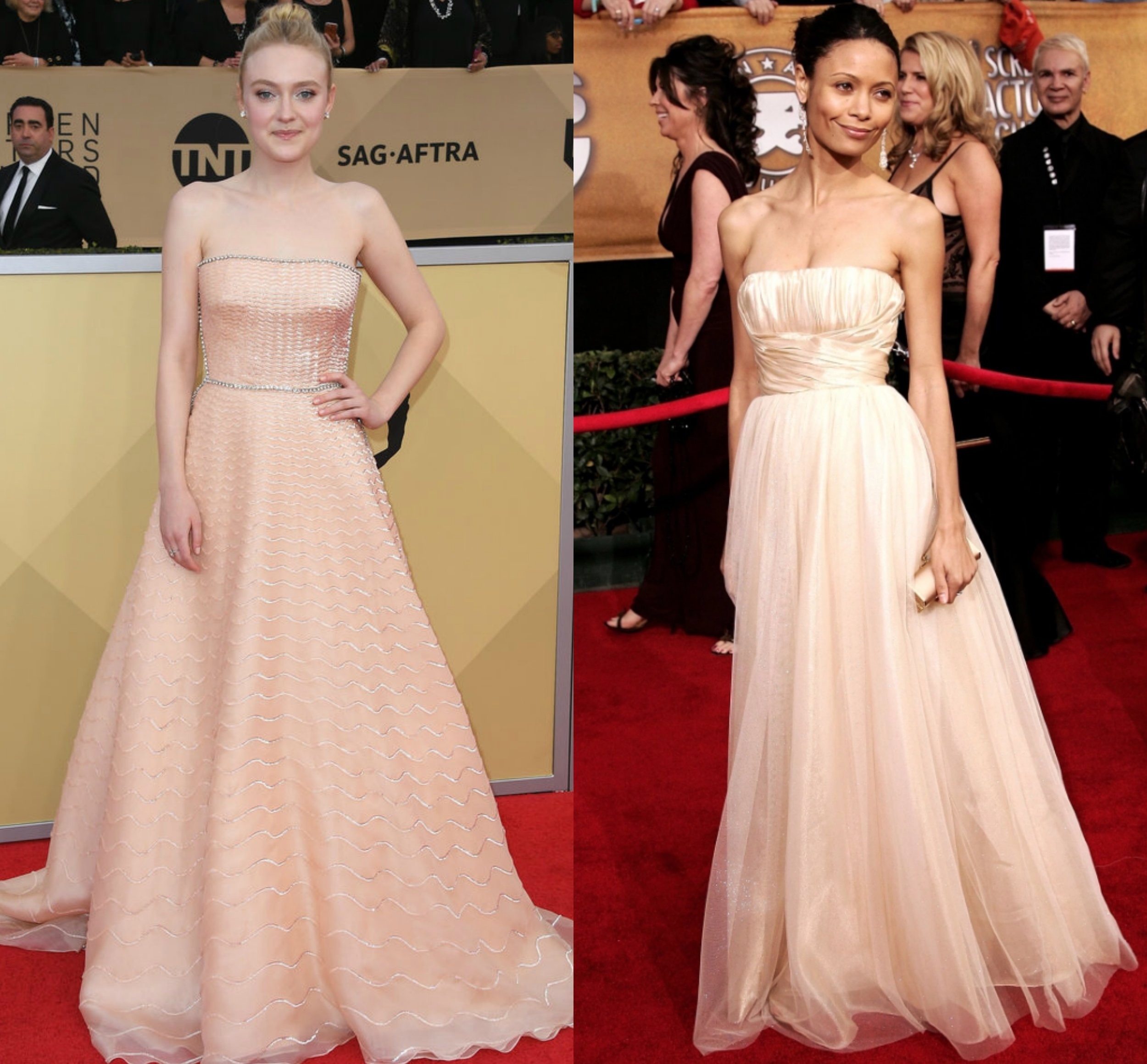 Dakota Fanning 2018 | Thandie Newton