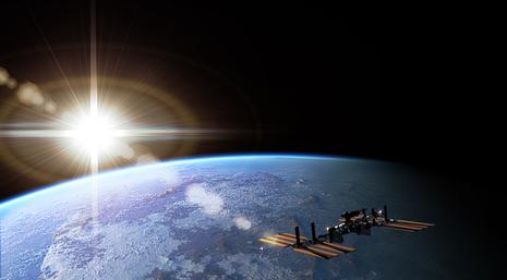 Radio_Ham_Voice_Contact_International_Space_Station