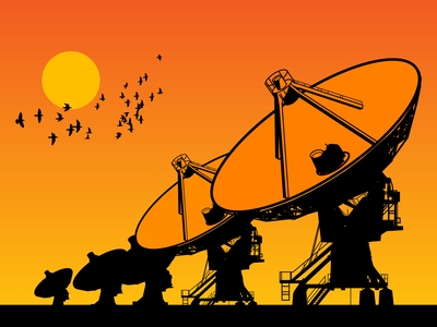 Ghana's new Amateur Radio Satellite Ground Sation will be housed ar the All Nations University College