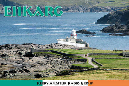 Kerry Amateur Radio Group issued an additional callsign