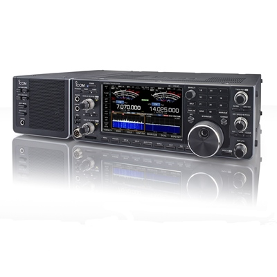 ICOM IC-7610 SDRTransceiver with SP-41 matching Speaker