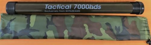New SOTABeams Compact Heavy-Duty 7 m (23 ft) Portable Mast