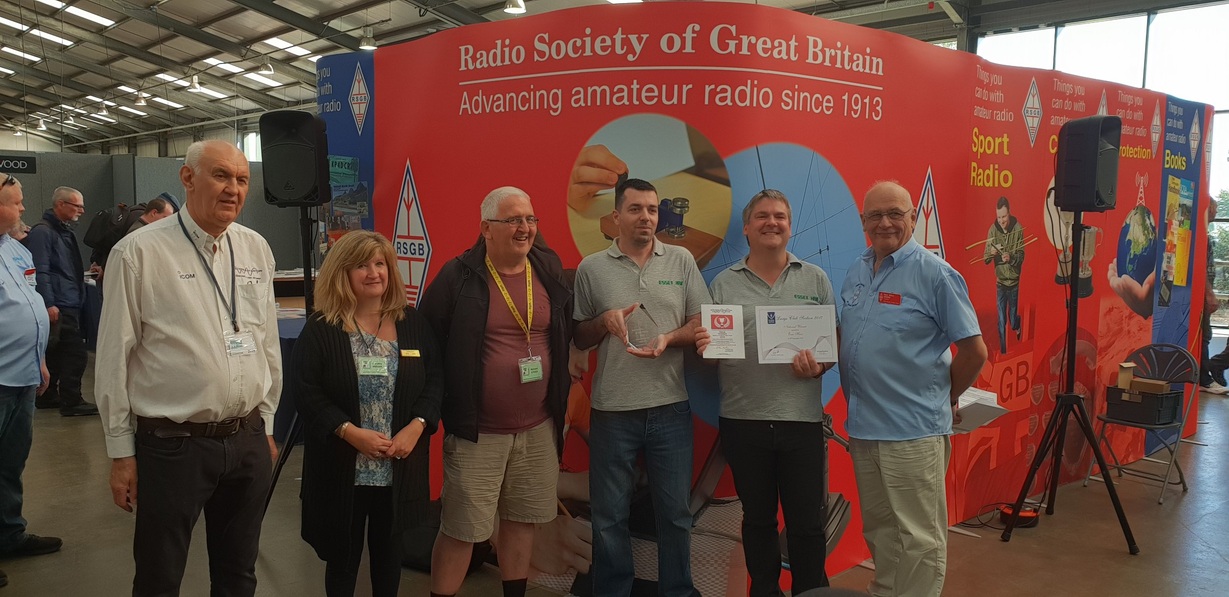 RSGB Club of the Year 2017 Large Club Winner Essex Hams.jpg