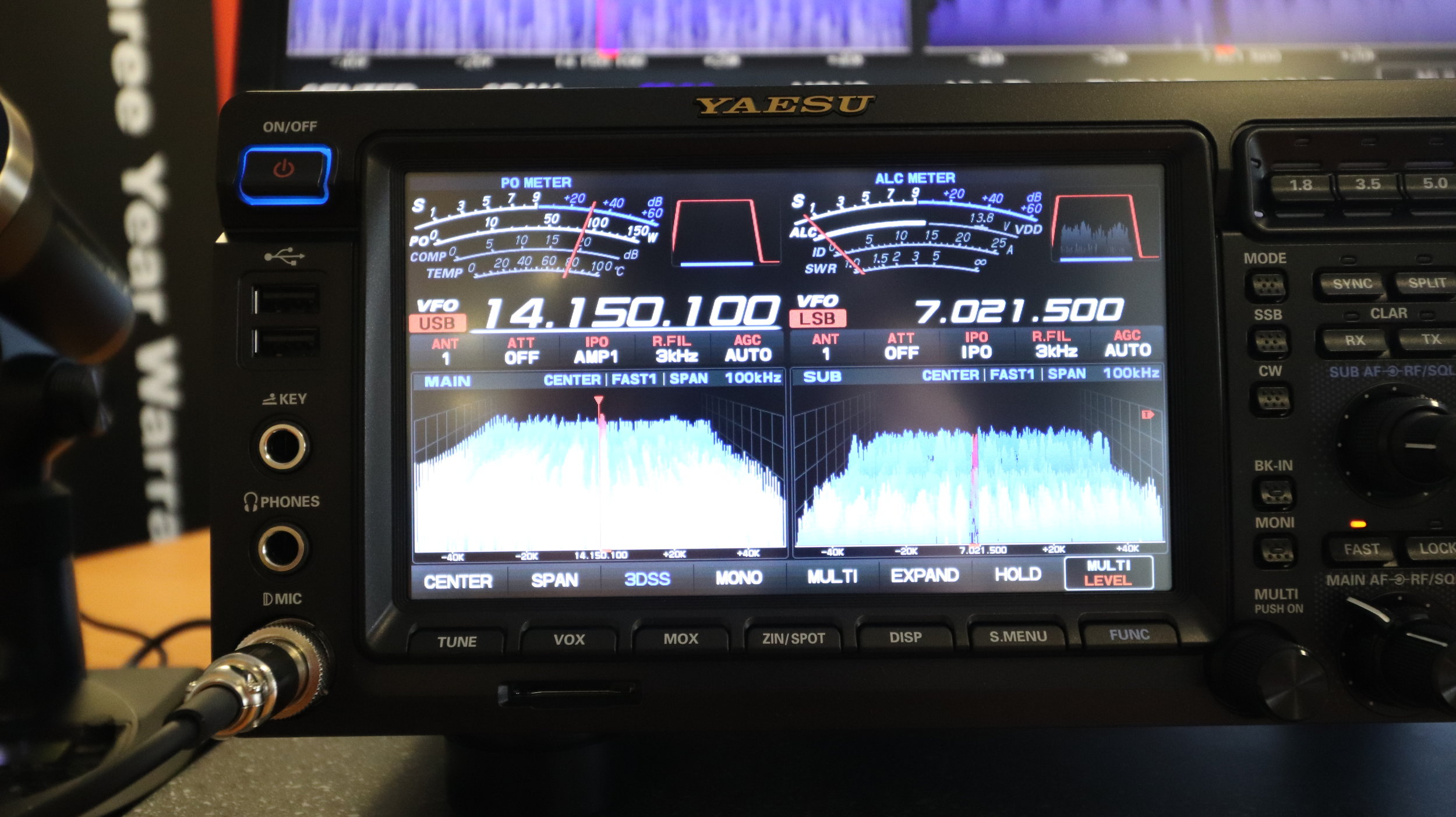 Yaesu FT DX 101D Released Today — ICQ Amateur / Ham Radio Podcast